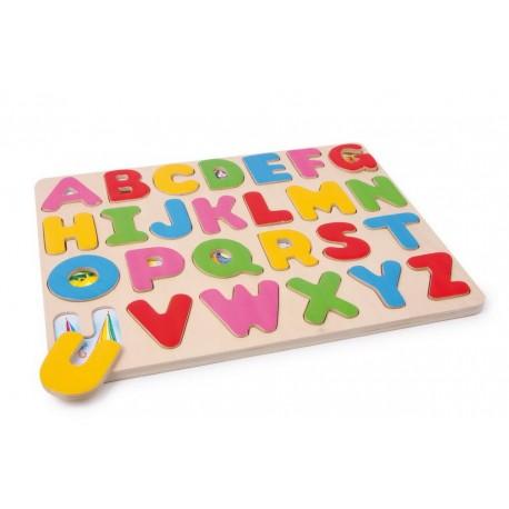 Puzzle Lettre-Image