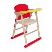 Chaise haute pour poupée Diana