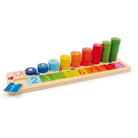 Table à calcul Cubes