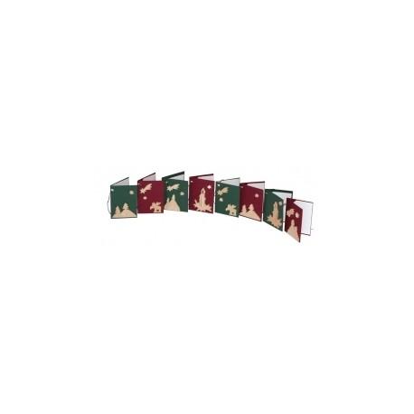 Cartes pour cadeaux Hiver