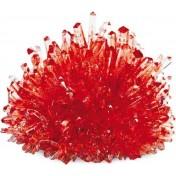 Créer un cristal, rouge