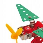 Kit de construction en métal Avion