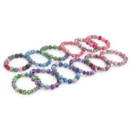 Bracelet Fimo perles