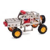 Kit de construction en métal Voiture 4X4