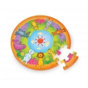 Puzzles ronds