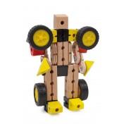 Boîte de construction Robocar
