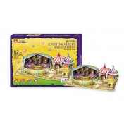 Puzzle 3D Cirque