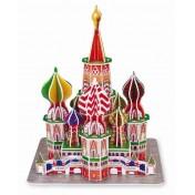 Puzzle 3D Cathédrale St Basile