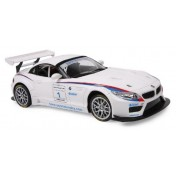 BMW Z4 GT3 blanche Echelle 1:18