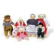Petites poupées souples Müllers