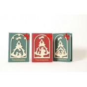 Cartes de voeux Rêve de Noël