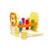 Banc à cogner Lion
