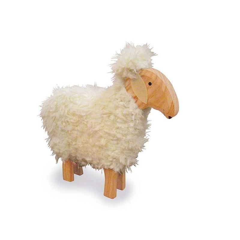mouton en bois leni. Black Bedroom Furniture Sets. Home Design Ideas