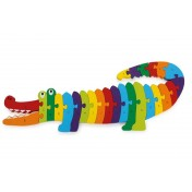 Puzzle Crocodile «alphabet» «alphabet» Crocodile «alphabet» Puzzle Puzzle Crocodile HID29WE