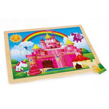 """Puzzle à poser """"Pink Paradise"""""""