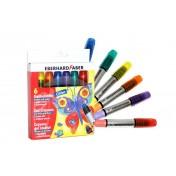 Crayons gel Paillettes