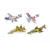 Avions historiques en 3D