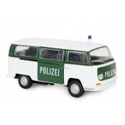 "Voiture miniature ""Bus VW T2 Police"""