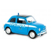 Voiture miniature Fiat Nuova 500 – Polizia